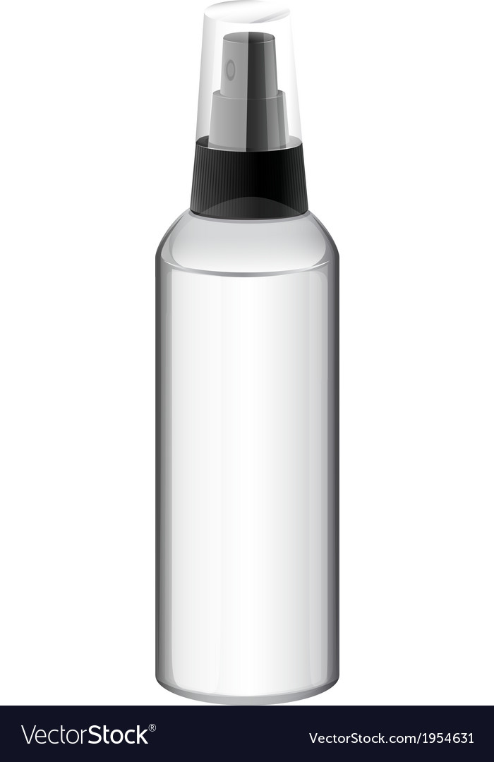 A spray bottle vector | Price: 1 Credit (USD $1)