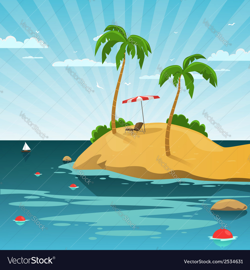 Summer background vector   Price: 3 Credit (USD $3)
