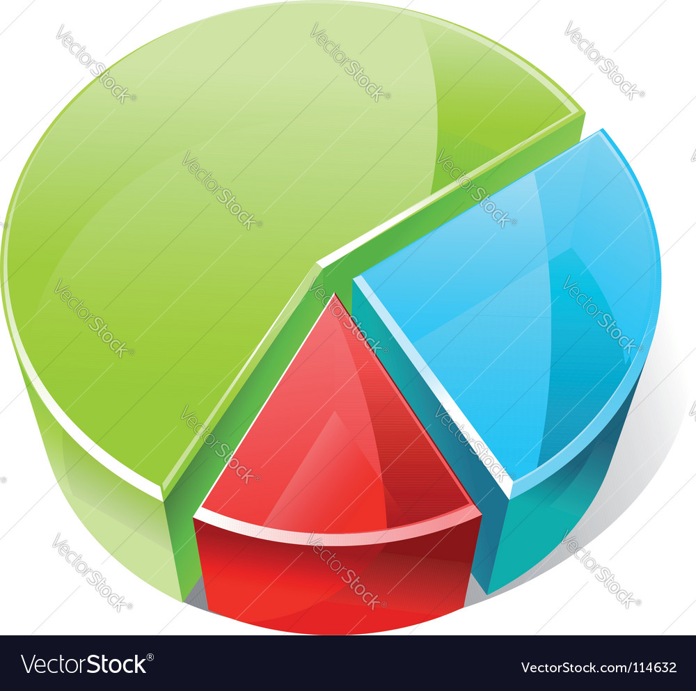 Color graph vector | Price: 1 Credit (USD $1)