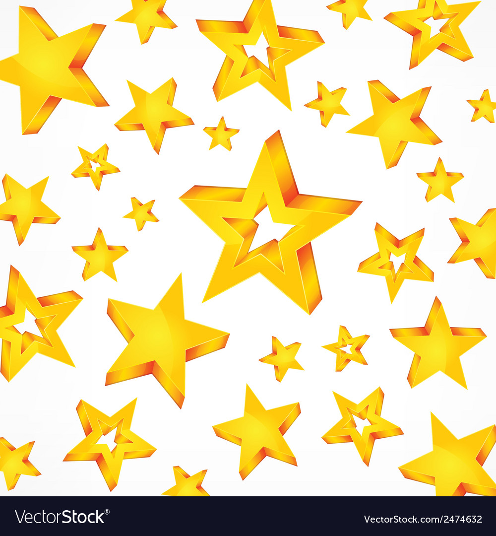Stars background vector | Price: 1 Credit (USD $1)