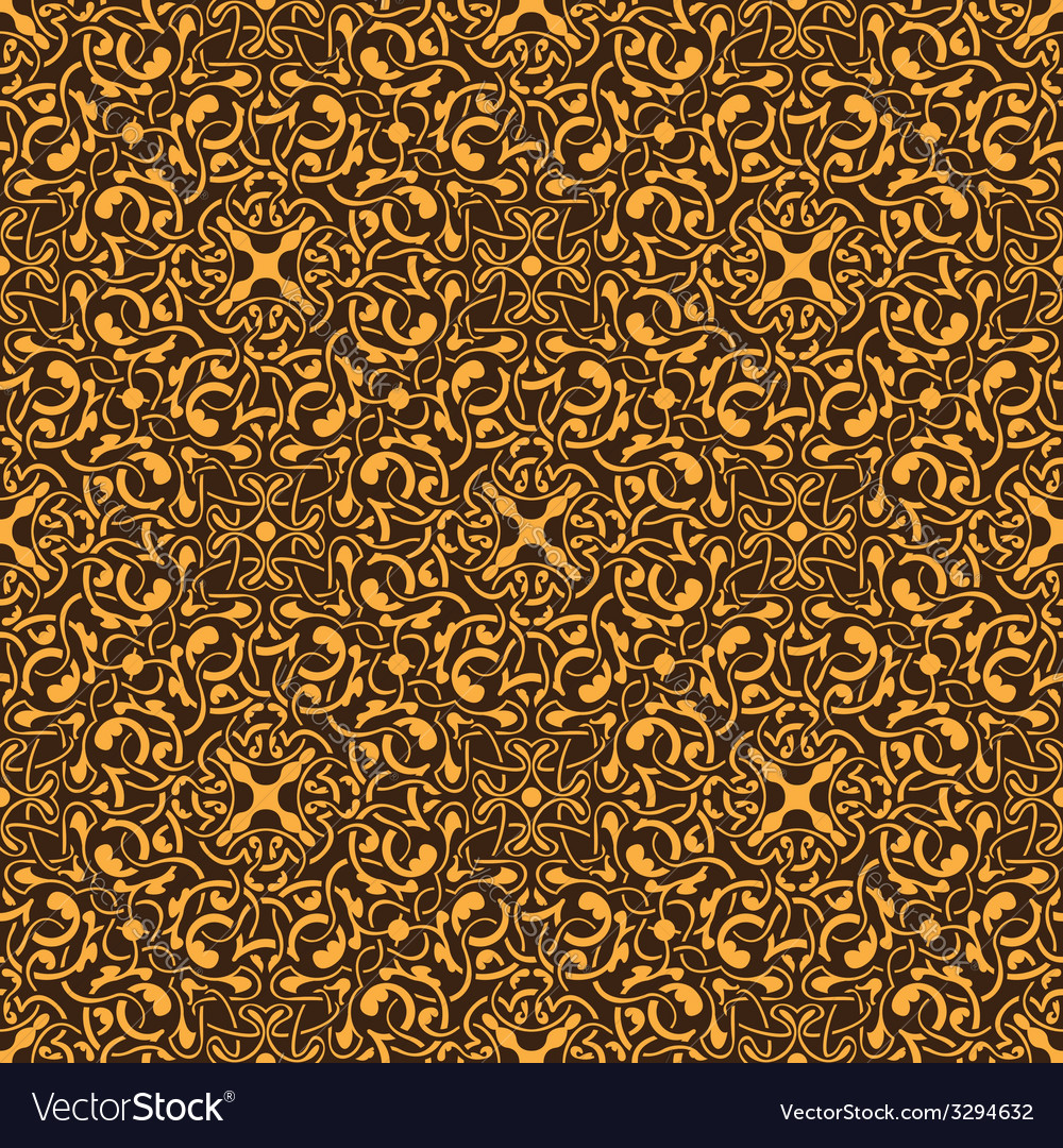 Yellow seamless pattern vector   Price: 1 Credit (USD $1)