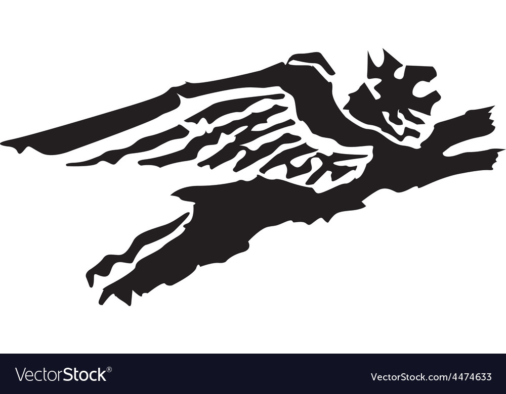 Lionwings vector | Price: 1 Credit (USD $1)