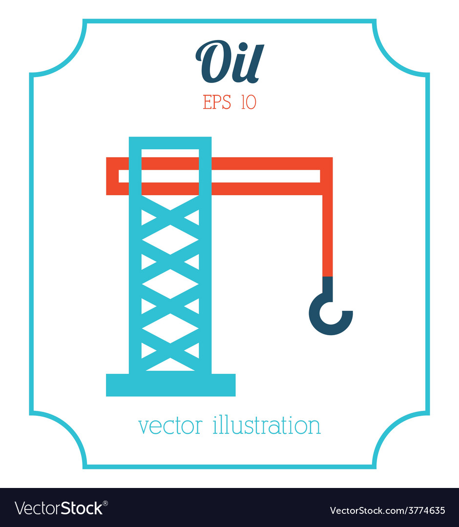Oil icon vector | Price: 1 Credit (USD $1)