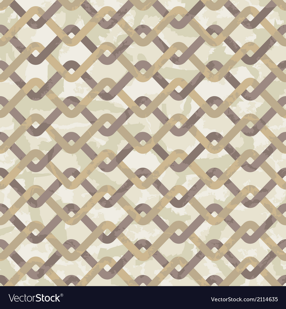 Seamless netting pattern background vector | Price: 1 Credit (USD $1)