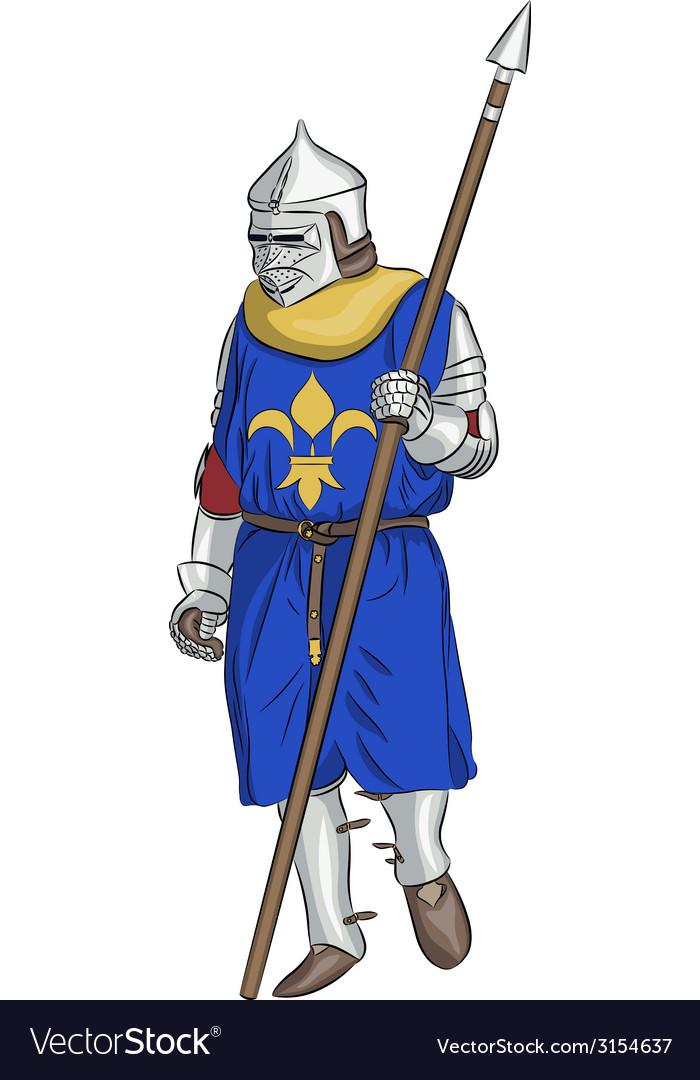 Knight 4 vector | Price: 1 Credit (USD $1)