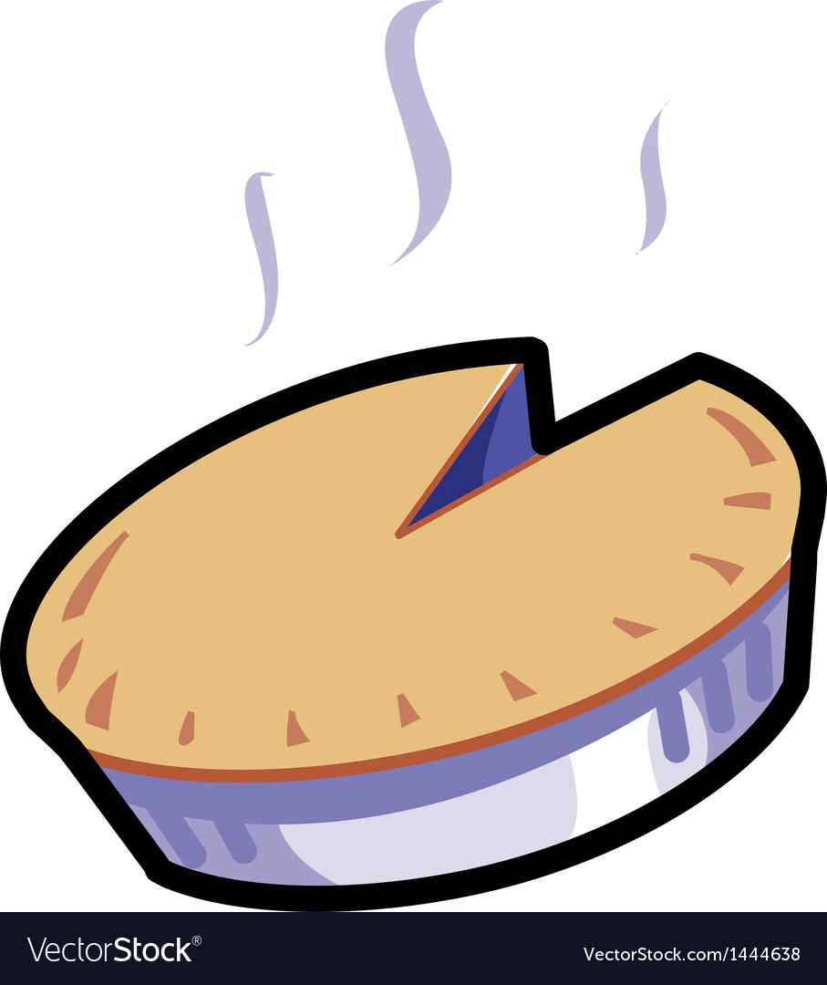 Pie vector | Price: 1 Credit (USD $1)