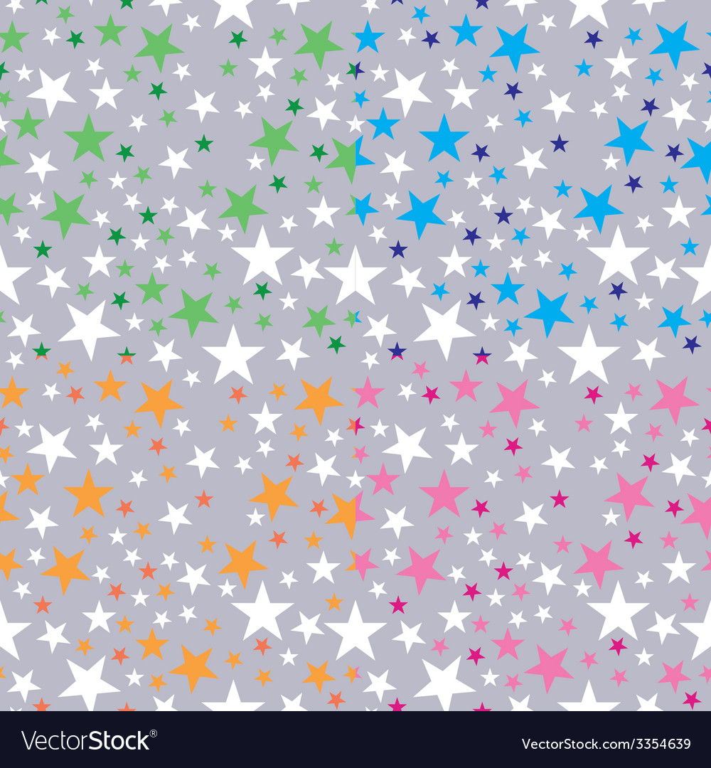 Background shining stars vector   Price: 1 Credit (USD $1)