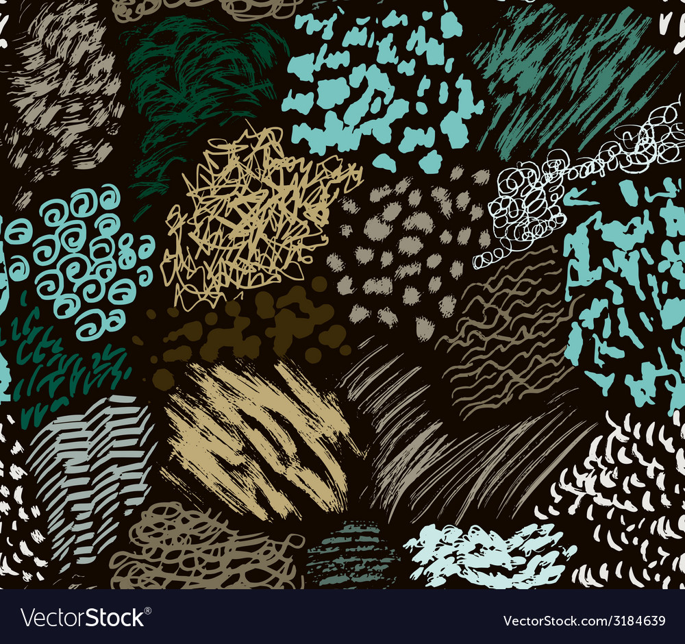 Strokes pattern vector | Price: 1 Credit (USD $1)