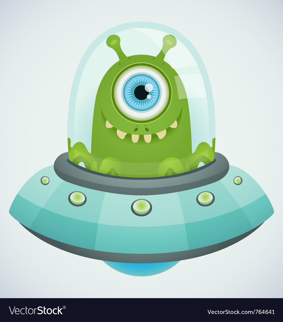 Ufo vector | Price: 3 Credit (USD $3)