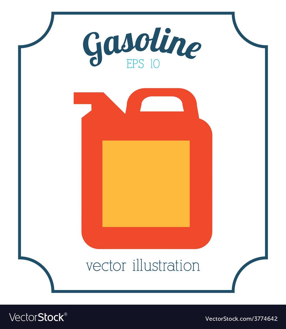 Oil icon vector | Price: 1 Credit (USD $1)