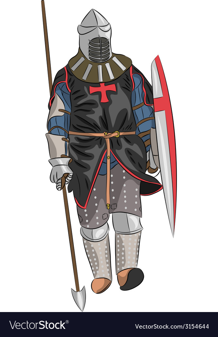 Knight 5 vector | Price: 1 Credit (USD $1)