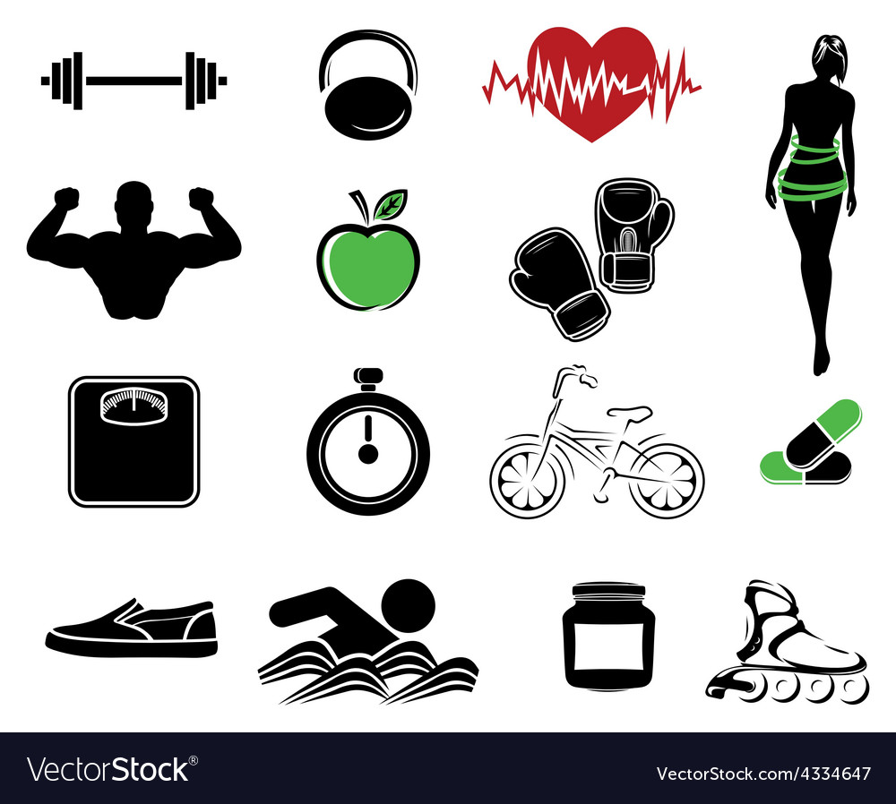 Fitness resize vector | Price: 1 Credit (USD $1)