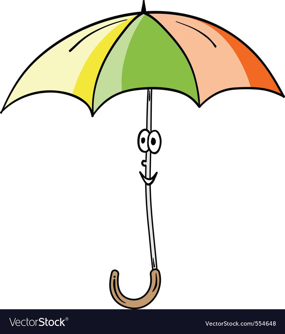 Simple of umbrella vector | Price: 1 Credit (USD $1)