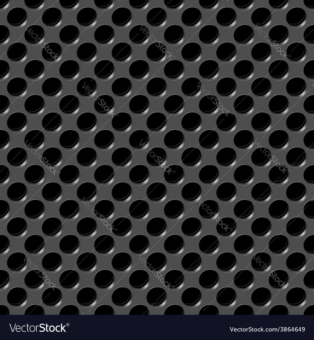 Metal grid seamless pattern vector | Price: 1 Credit (USD $1)