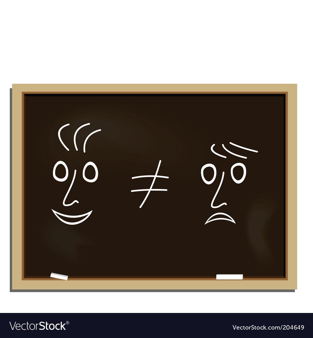 School blackboard vector   Price: 1 Credit (USD $1)