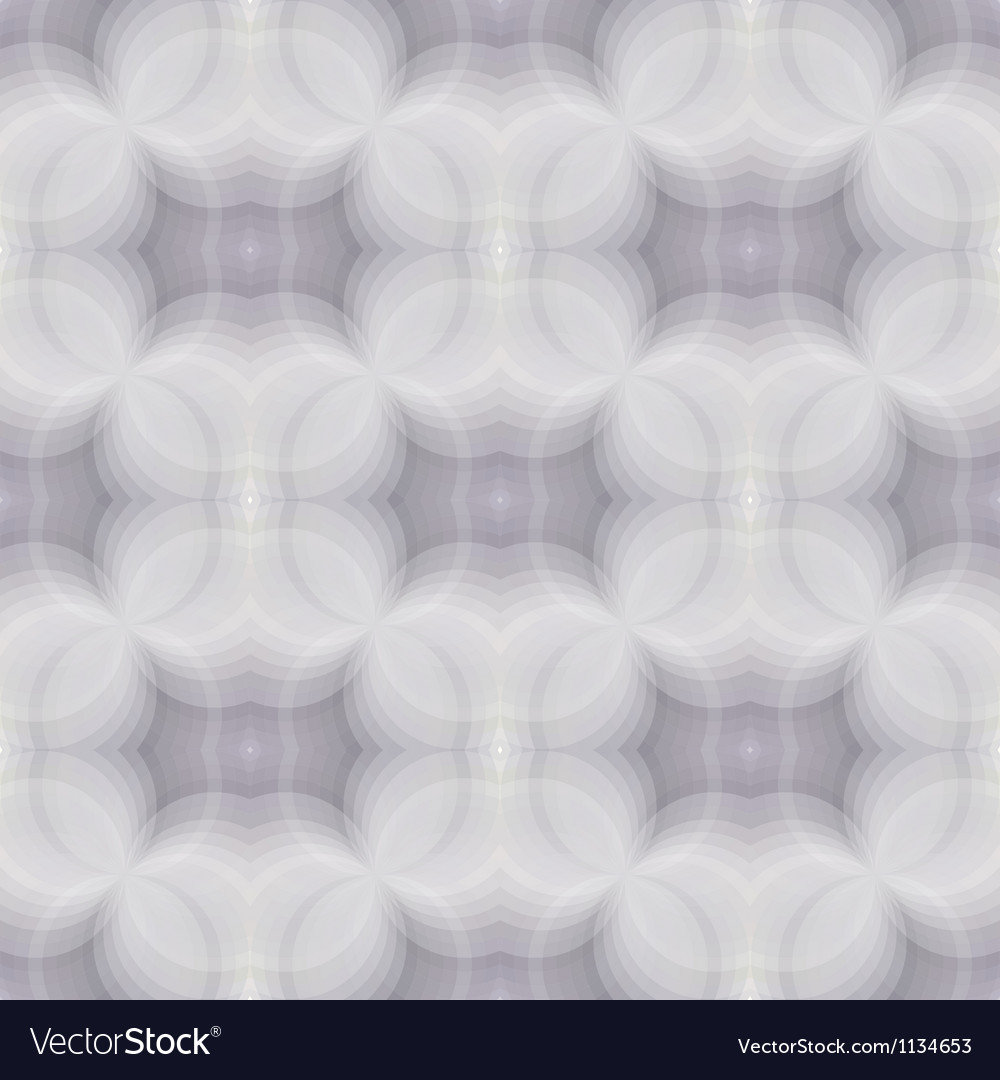 Seamless geometric pattern in gray colors vector | Price: 1 Credit (USD $1)