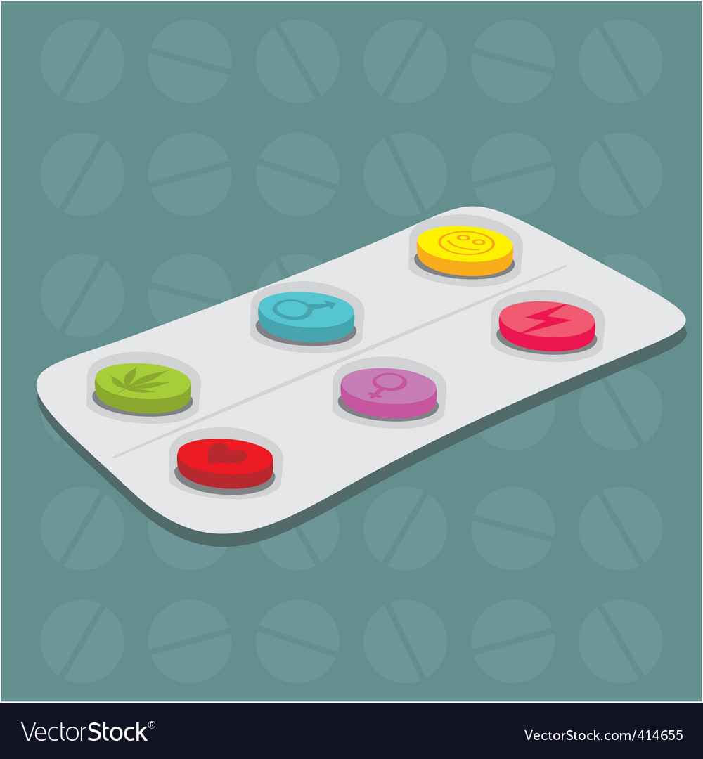 Tablets background vector | Price: 1 Credit (USD $1)