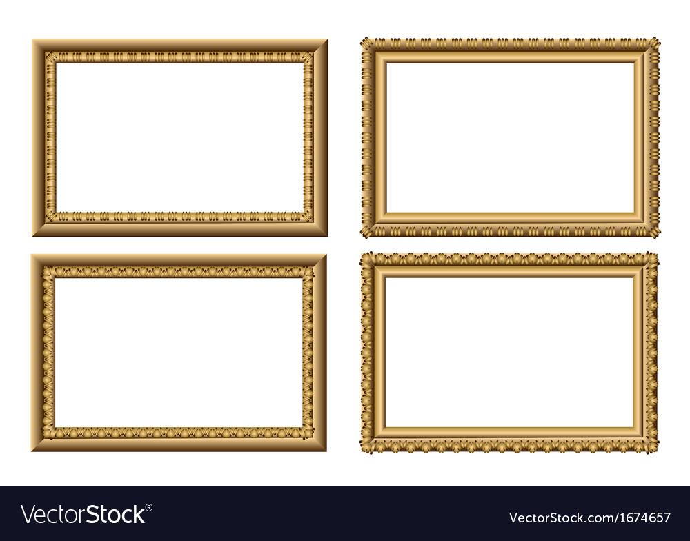 Ornate frames vector   Price: 1 Credit (USD $1)