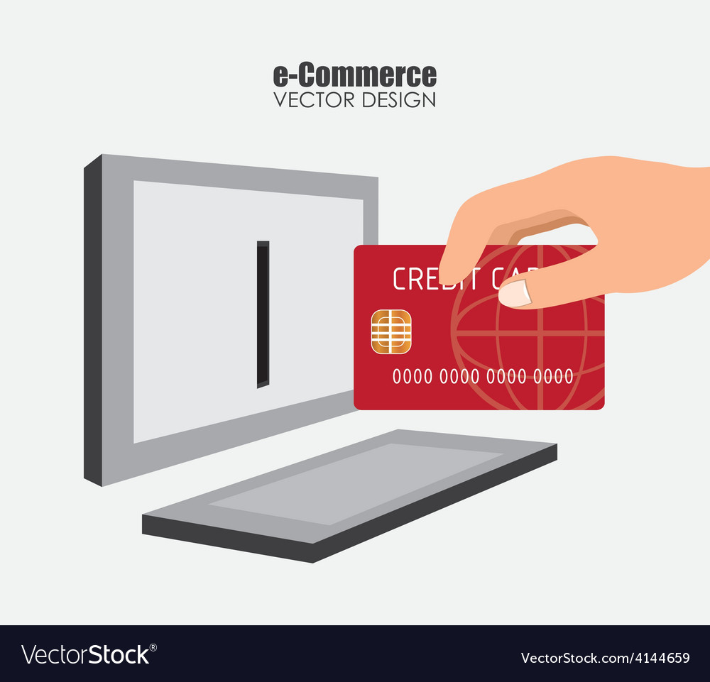 Ecommerce design vector | Price: 1 Credit (USD $1)