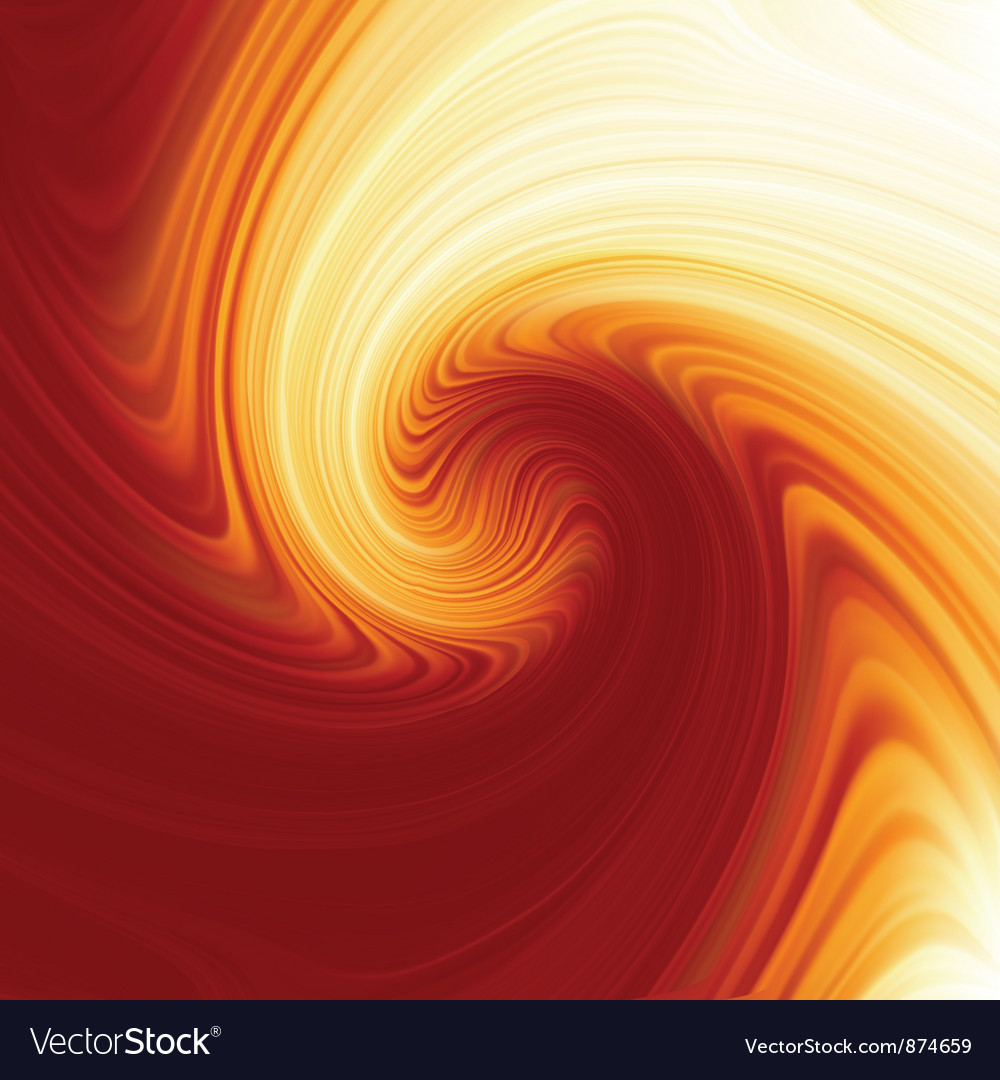 Fire abstract composition eps 8 vector | Price: 1 Credit (USD $1)