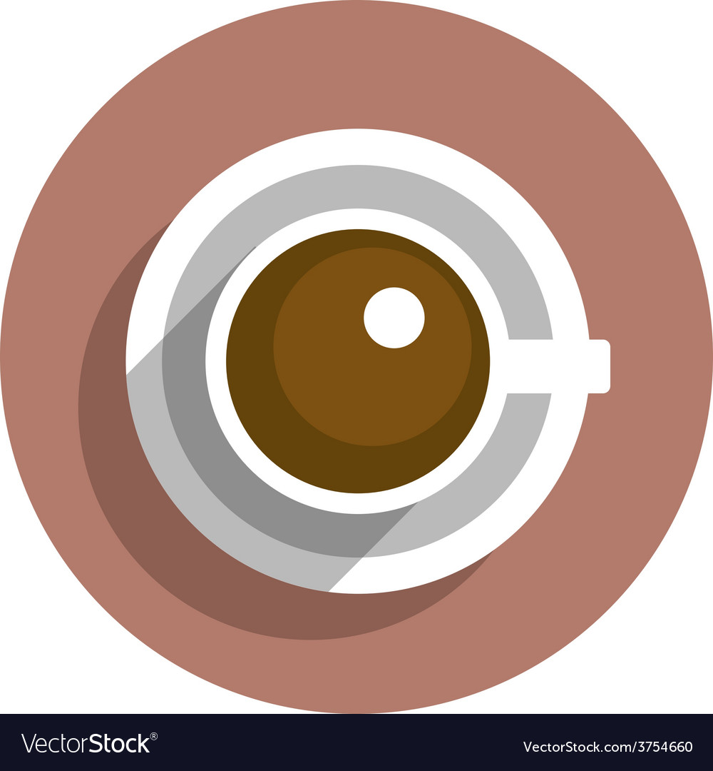 Coffeecup vector | Price: 1 Credit (USD $1)