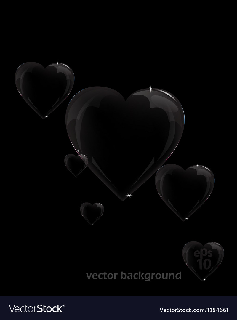 Bubble hart vector   Price: 1 Credit (USD $1)