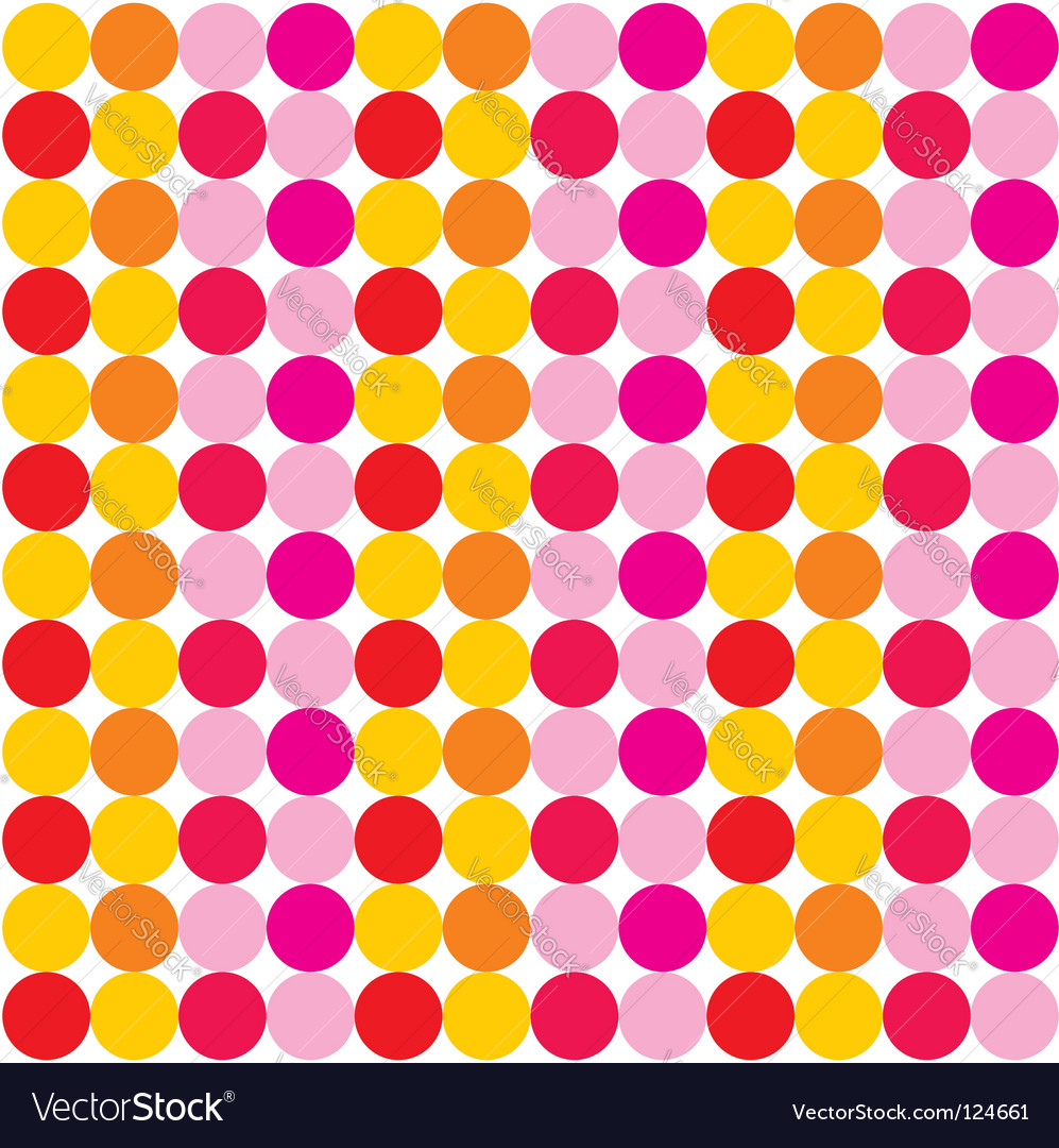 Pattern circles vector | Price: 1 Credit (USD $1)