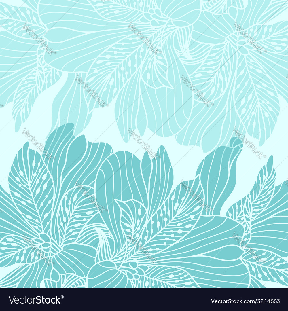 Blue alstroemeria background vector | Price: 1 Credit (USD $1)