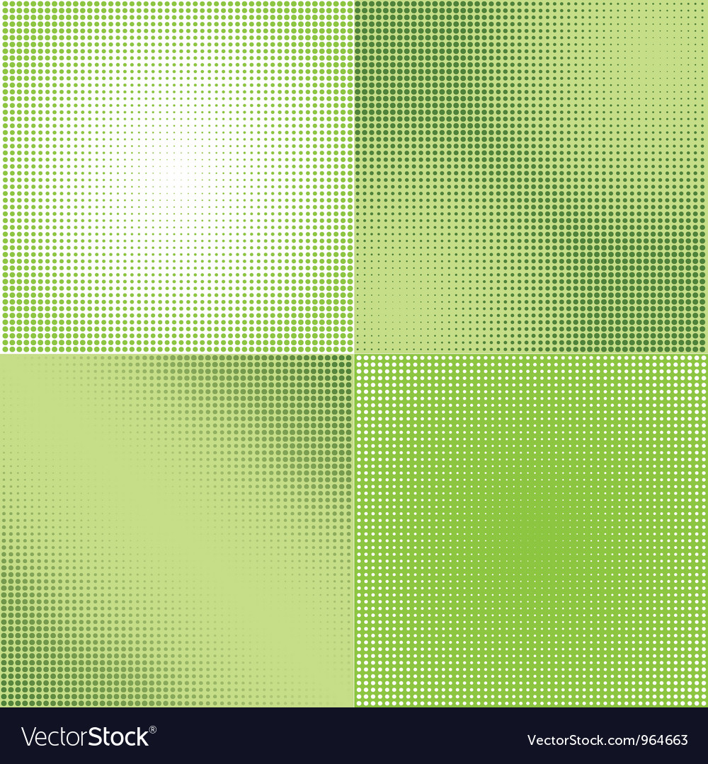 Halftone screen gradation vector | Price: 1 Credit (USD $1)