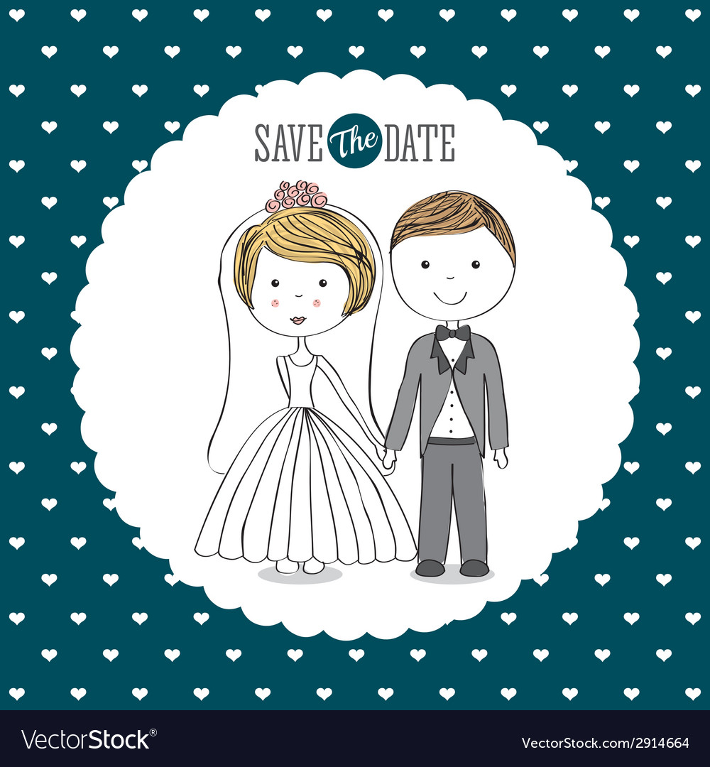 Wedding design vector | Price: 1 Credit (USD $1)
