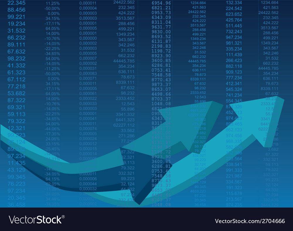 Business data vector