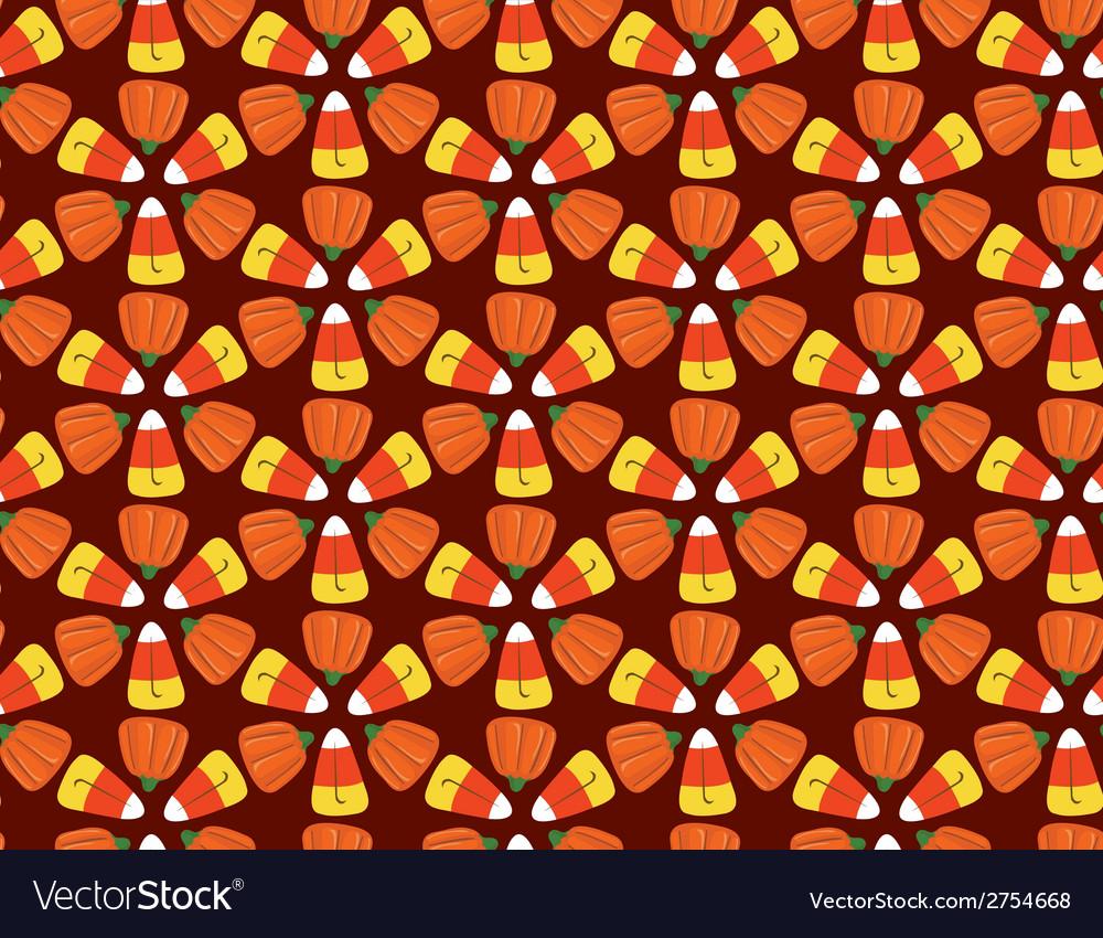 Helloween pattern vector | Price: 1 Credit (USD $1)