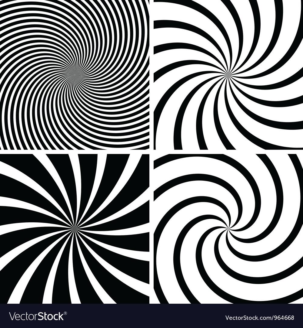Swirl background vector | Price: 1 Credit (USD $1)