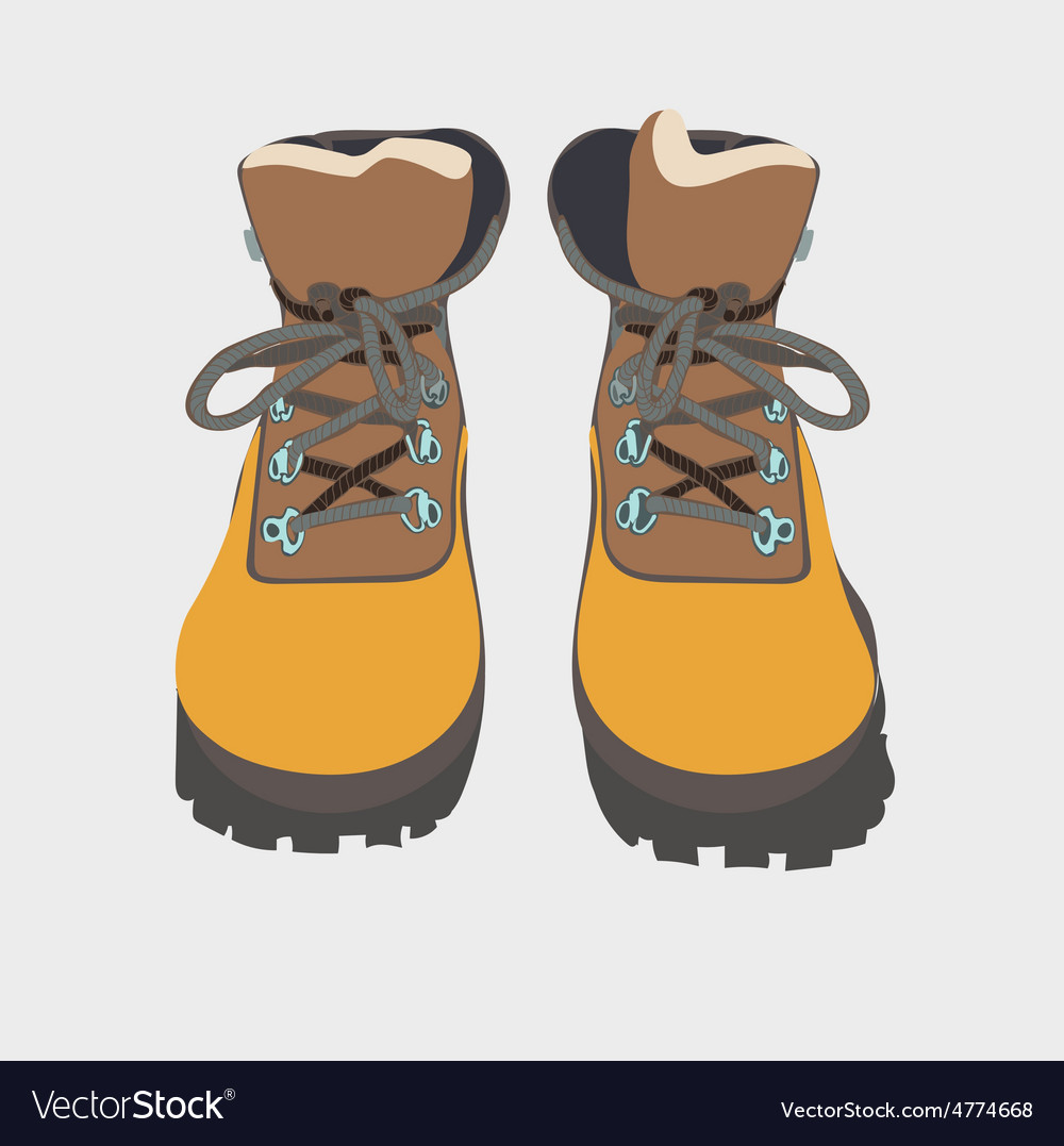 Tour boots 03 vector | Price: 1 Credit (USD $1)