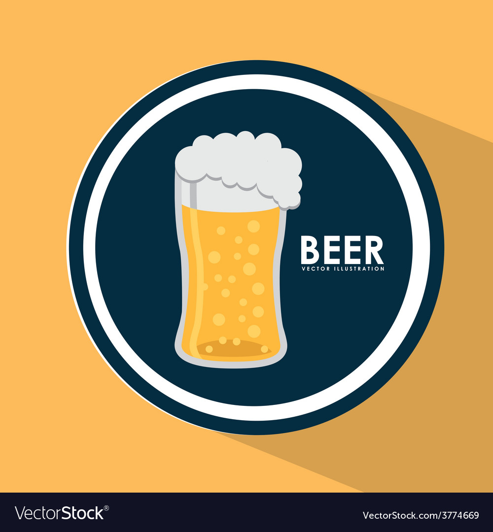 Beer icon vector   Price: 1 Credit (USD $1)