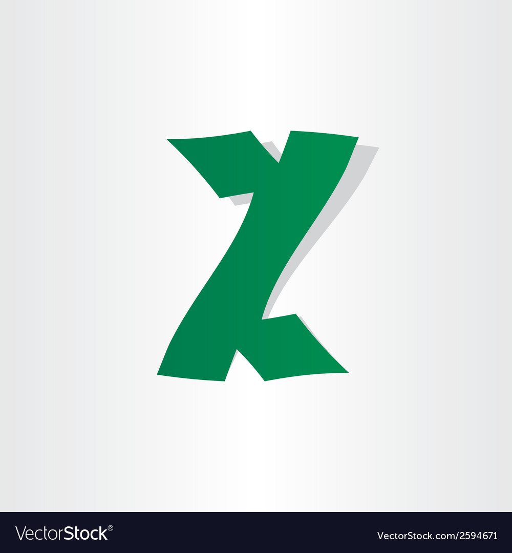 Letter z abstract icon design vector | Price: 1 Credit (USD $1)