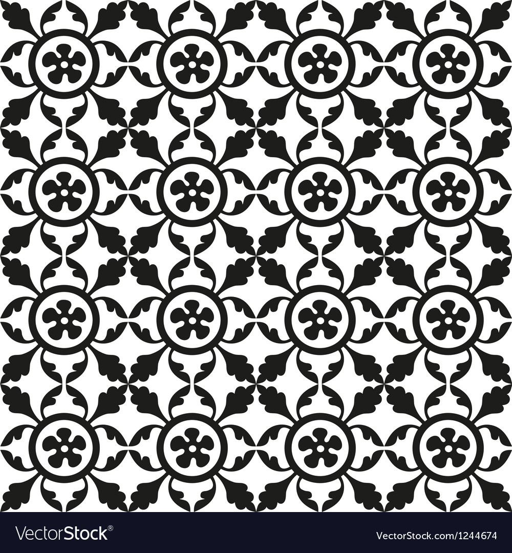 Medieval seamless patterns vector | Price: 1 Credit (USD $1)