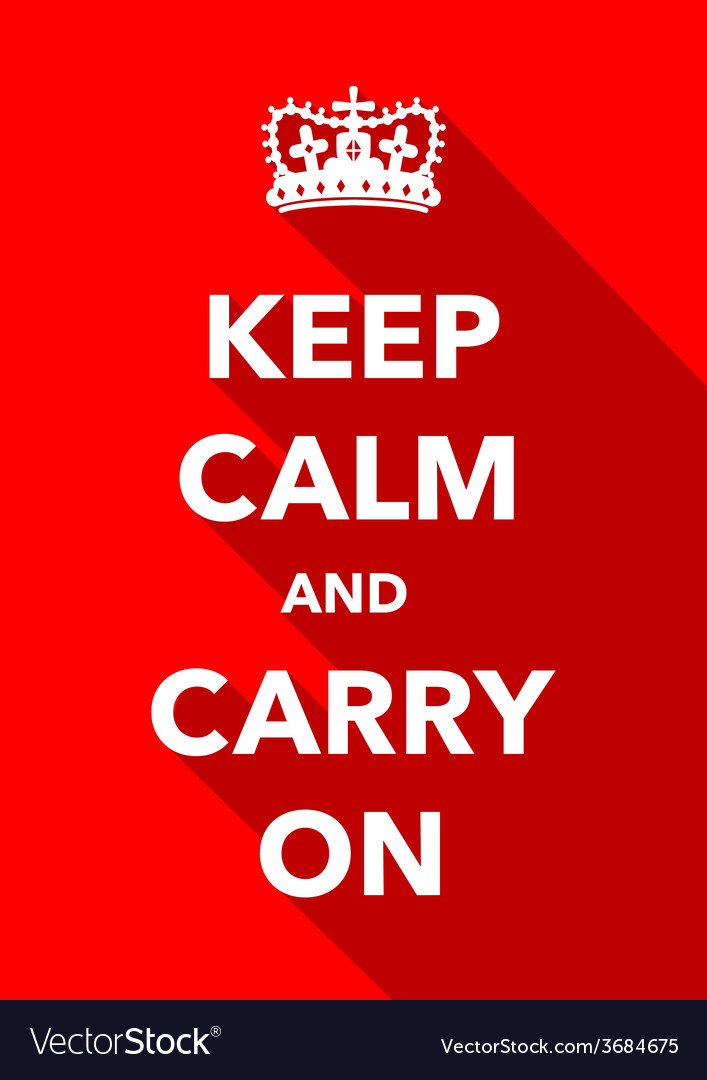 Keep calm signs set vector   Price: 1 Credit (USD $1)