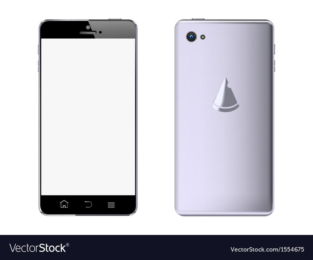 Smart phone vector   Price: 1 Credit (USD $1)