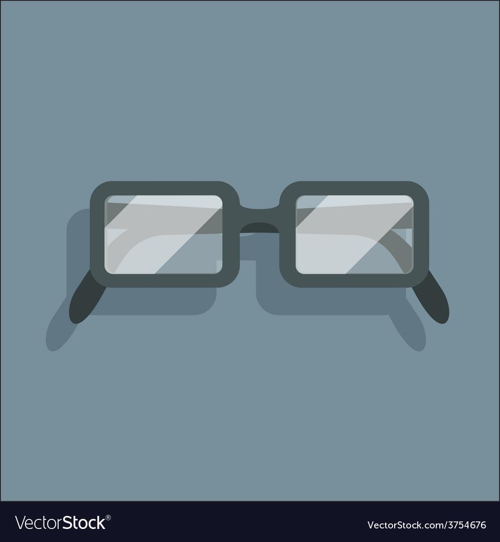 Eyeglasses vector   Price: 1 Credit (USD $1)