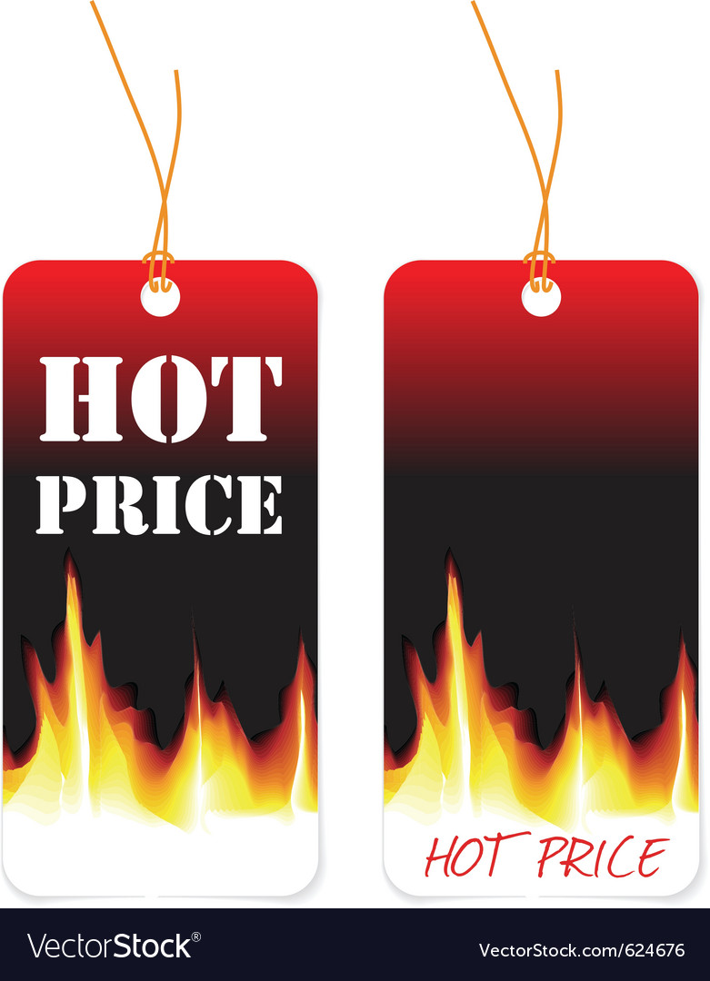 Hot sale tags vector   Price: 1 Credit (USD $1)