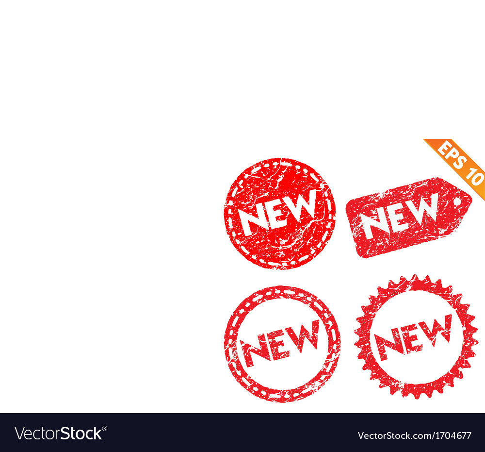 Stamp stitcker product tag collection - - e vector | Price: 1 Credit (USD $1)