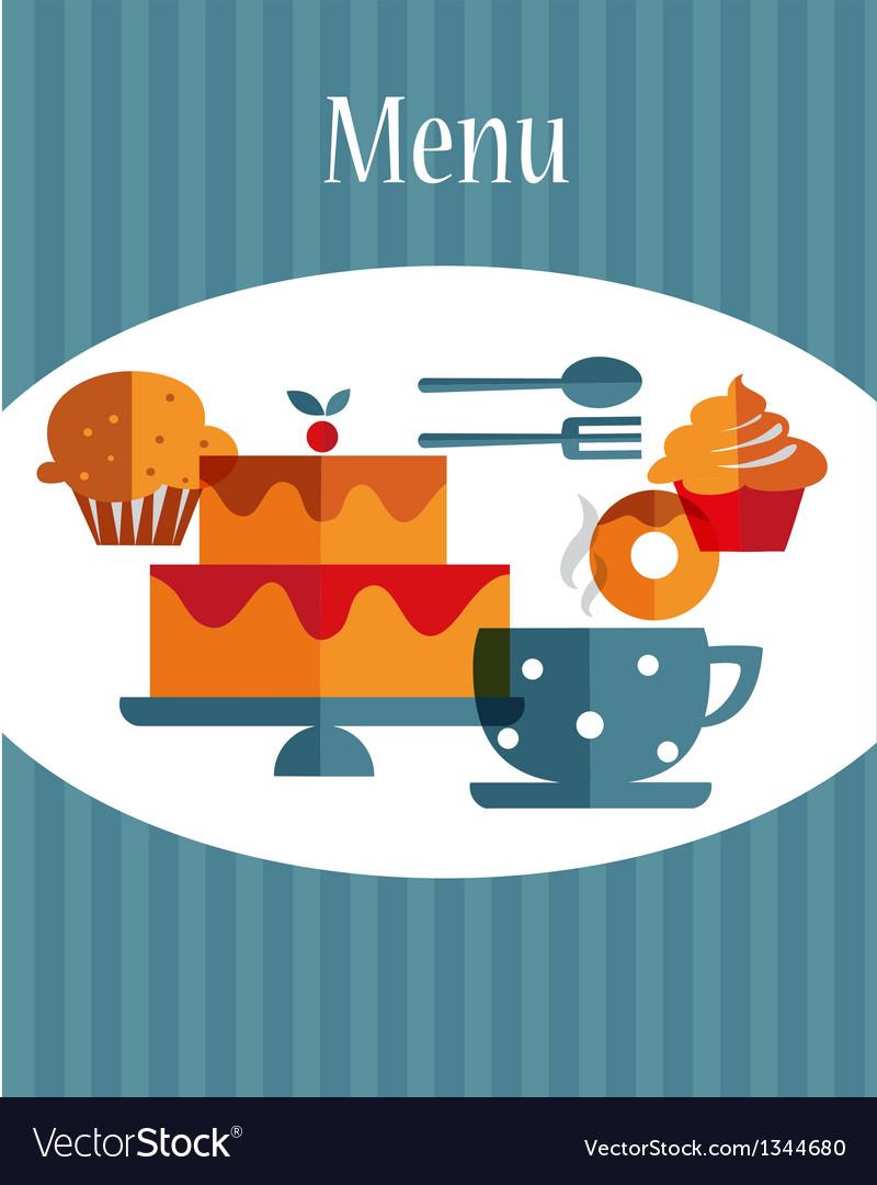 Breakfast menu template vector   Price: 1 Credit (USD $1)