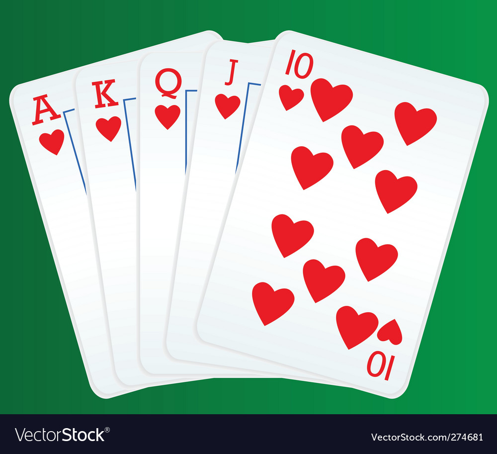Poker and cards vector | Price: 1 Credit (USD $1)