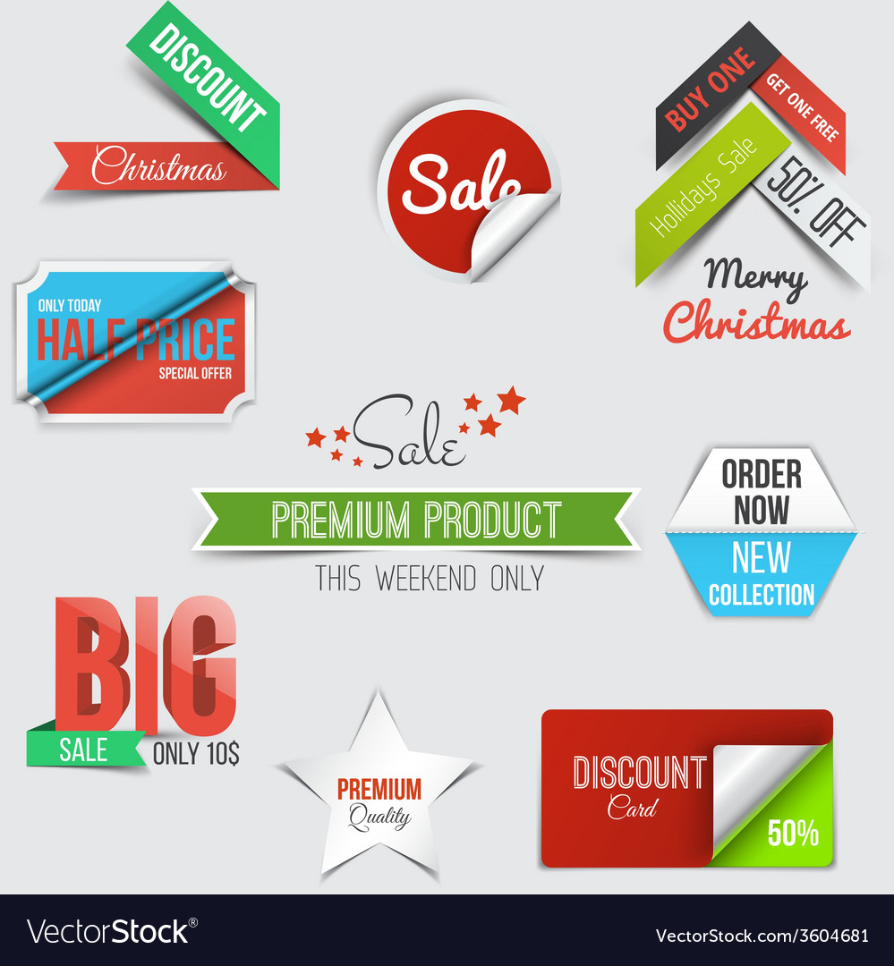 Web banners 6 vector   Price: 1 Credit (USD $1)