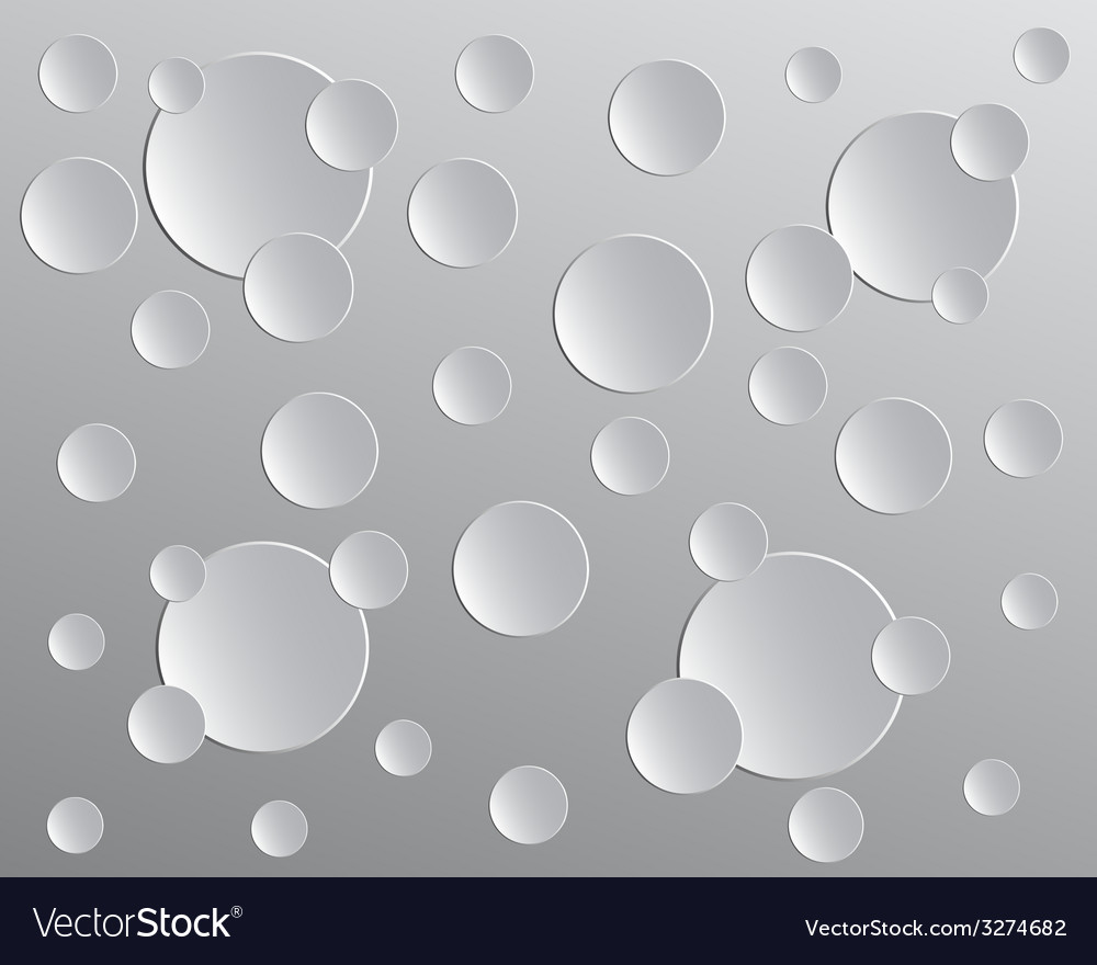 Background with circles vector | Price: 1 Credit (USD $1)