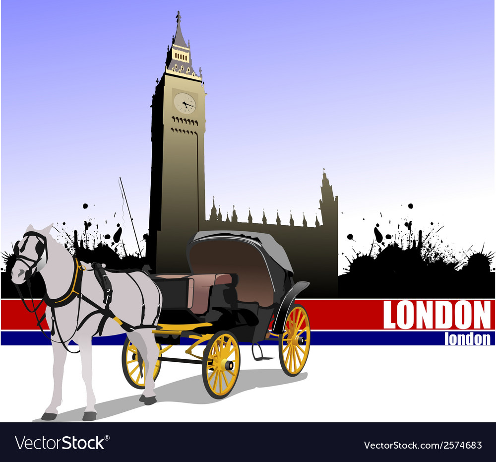 6229 london trip vector | Price: 1 Credit (USD $1)
