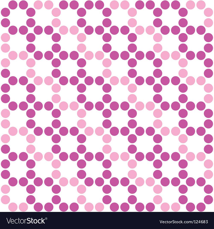 Pattern circles vector | Price: 1 Credit (USD $1)
