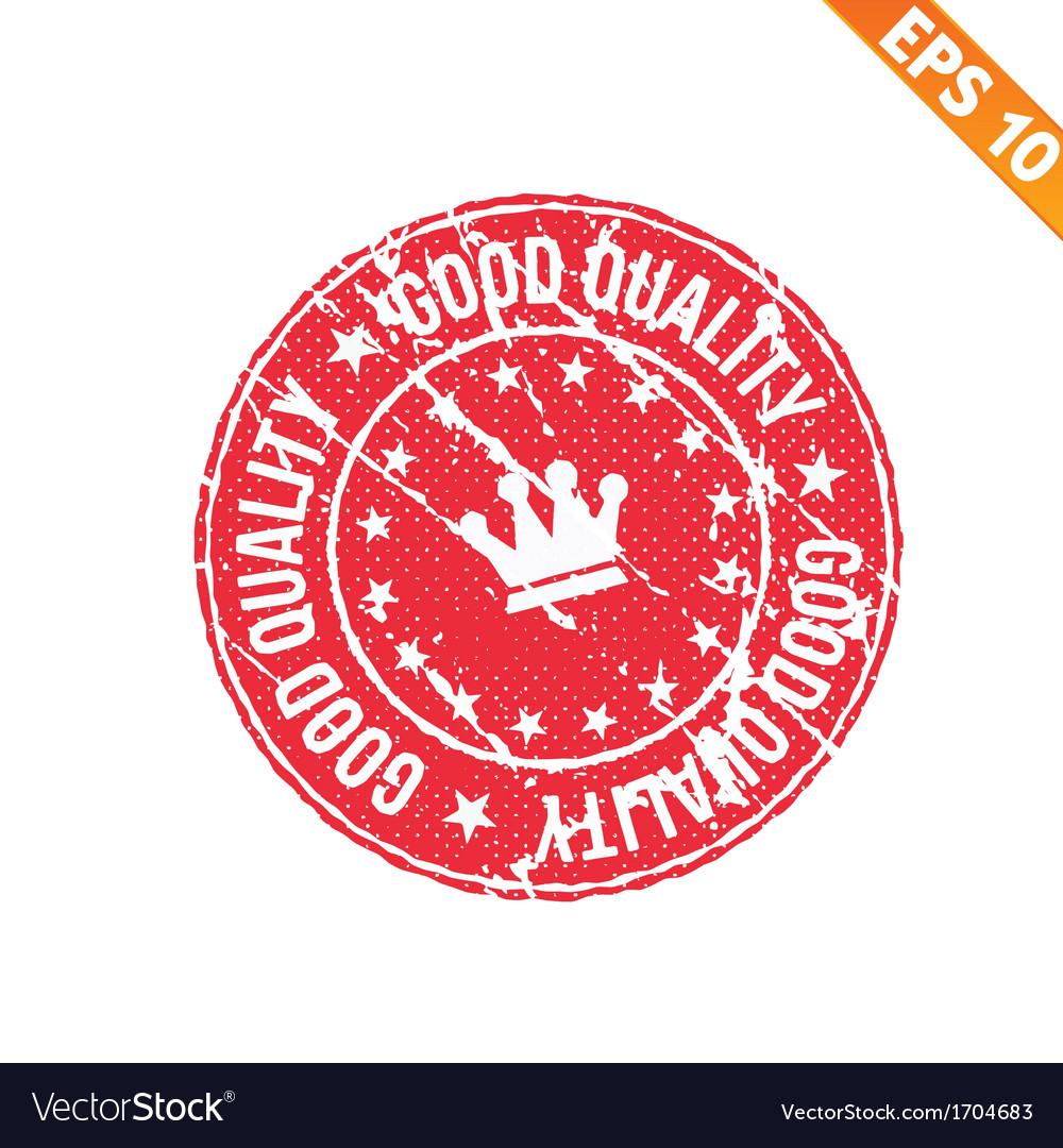 Stamp sticker quality tag collection - - ep vector | Price: 1 Credit (USD $1)