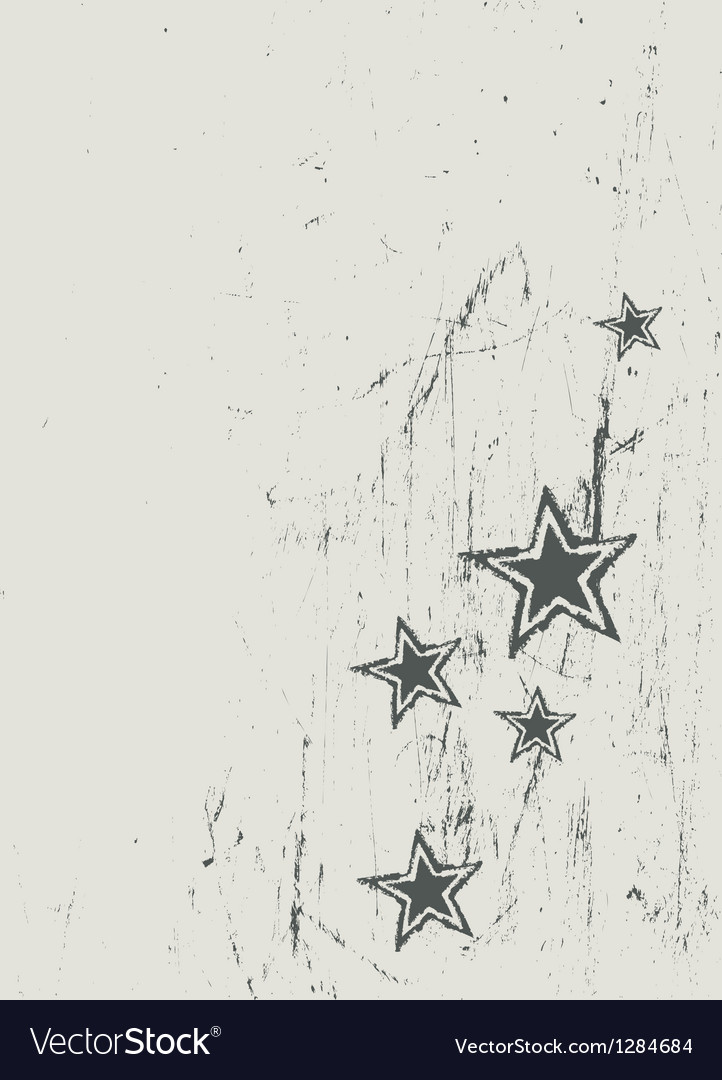 Blue red star on wooden texture vector | Price: 1 Credit (USD $1)